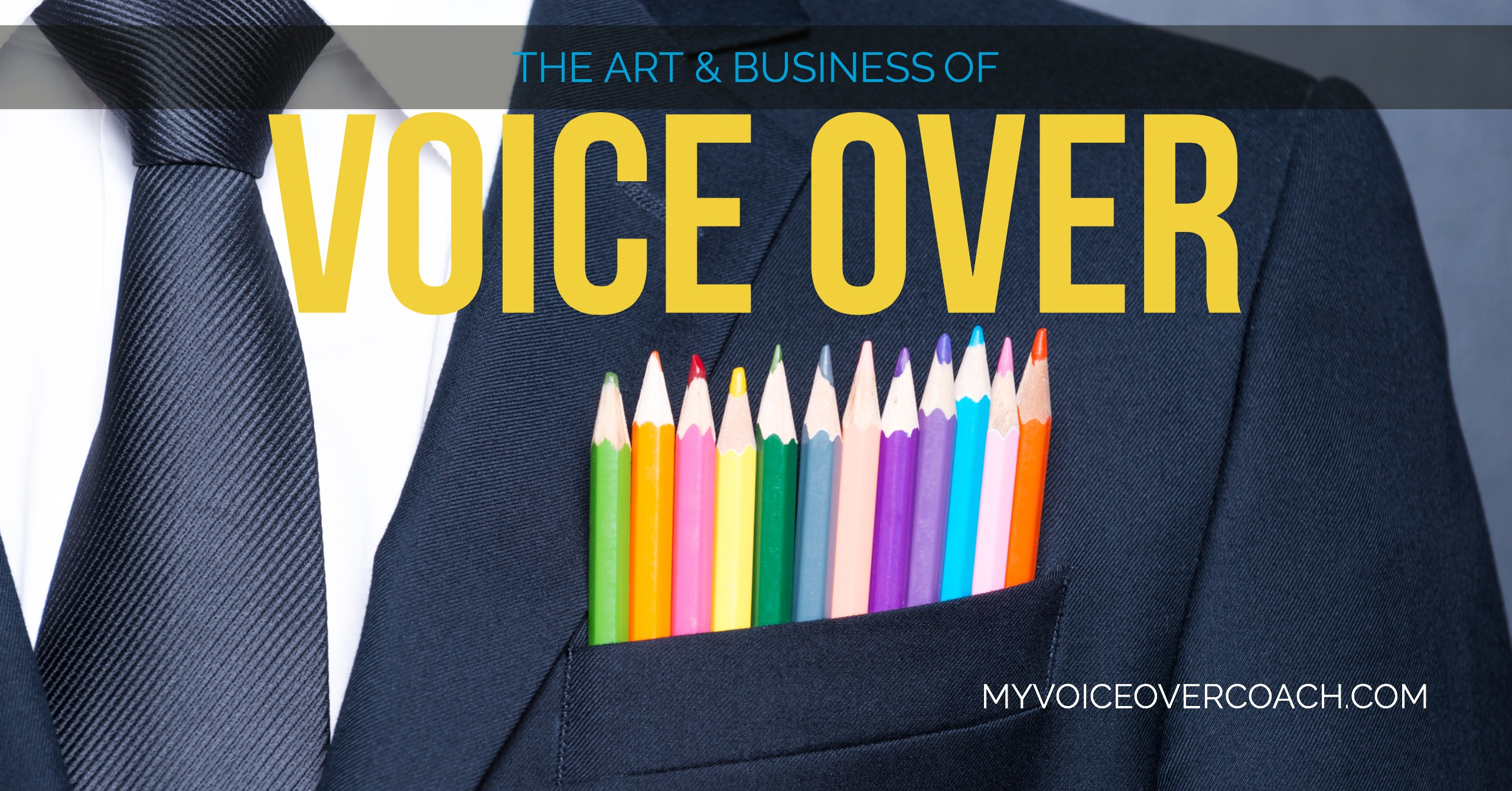 Subscribe to: The Art & Business of Voice Over Newsletter